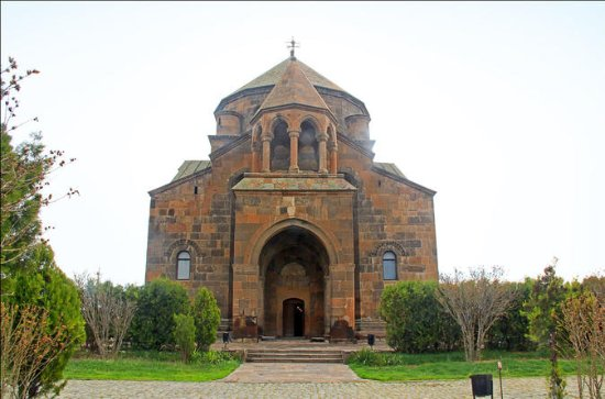 Privat halvdag Echmiadzin Cathedral...