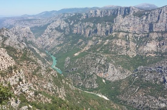 Full-day Private Provence and Verdon...