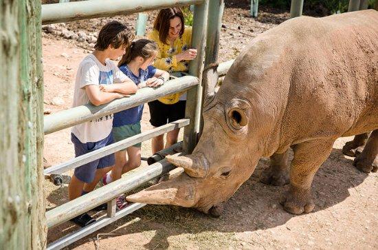 Monarto Zoo General Admission Ticket