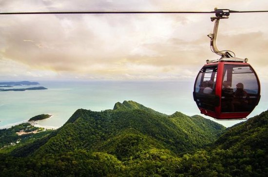 Cable Car and Oriental Village Tour...
