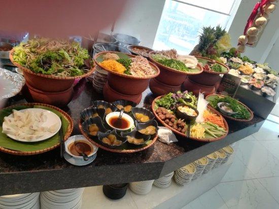 Bay Buffet Restaurant: vegetable