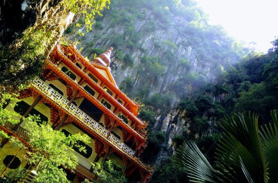 Private Tour: Ipoh Full Day Historic