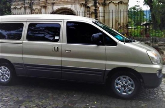 Antigua to Guatemala city Airport  shared transportation