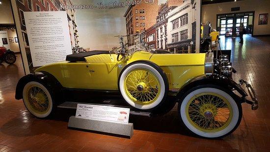 Gilmore Car Museum: classic cars