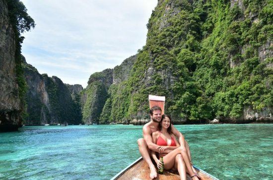 Half-Day Tour to Phi Phi Leh by ...