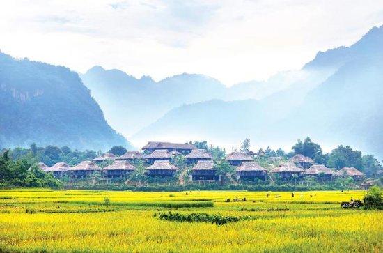 3 días Ninh Binh (Hoa Lu - Trang An...