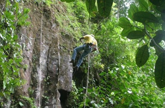 Rappel Tour from Puerto Viejo of...