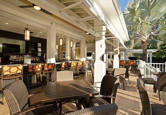 Fairfield Inn & Suites Key West : Bar/Lounge