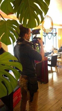 Jack Glockenbach: Kamerateam