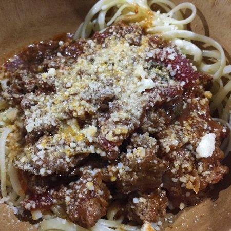 The Journey: Spaghetti Bolognese