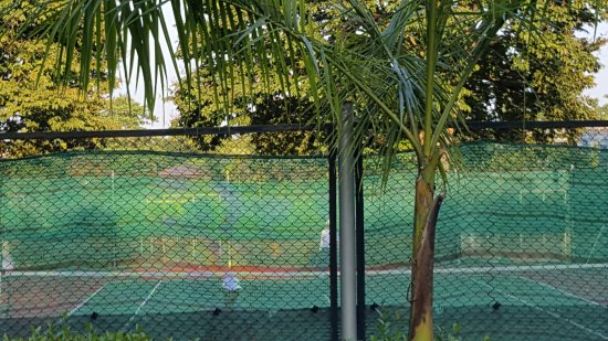Inya Lake Hotel, Yangon: Tennis Court