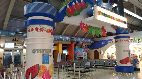 Kaohsiung International Airport Tourist Service Center: 高雄國際機場12