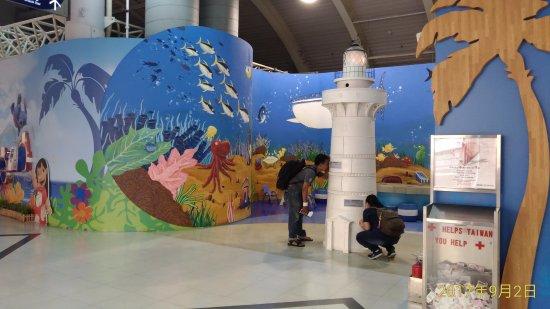 Kaohsiung International Airport Tourist Service Center: 高雄國際機場13