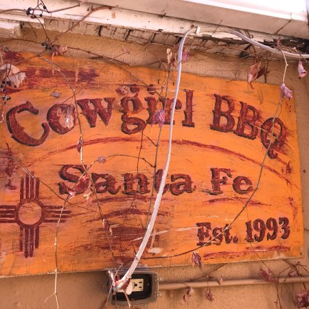 Cowgirl BBQ Photo