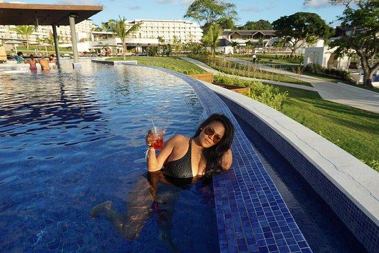 Cap Estate, St. Lucia: Hideaway Swim Up Bar