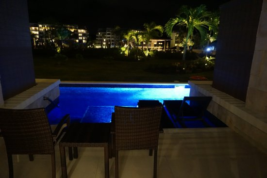 Cap Estate, St. Lucia: Swim Out Suite