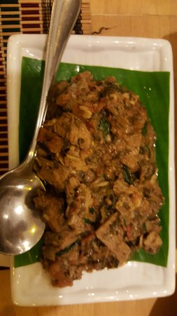 Taing Yin Thar: Meat dish