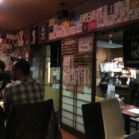 Manma Shinjuku: 店内の様子