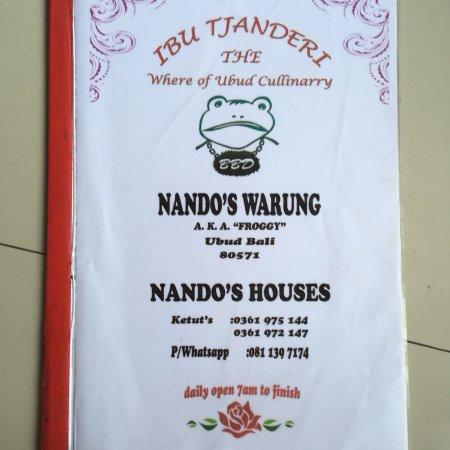 Nando's Warung Photo
