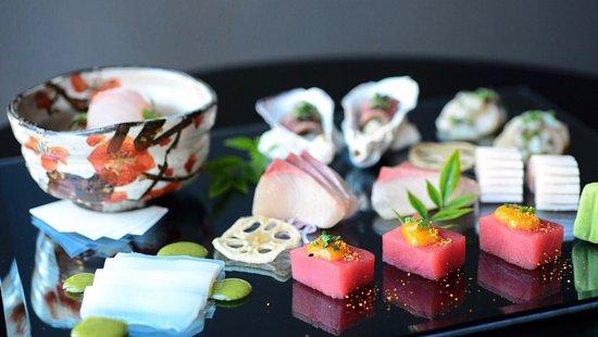 Lilotang assorted Sashimi plate