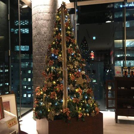 Mitsui Garden Hotel Sendai: Lobby