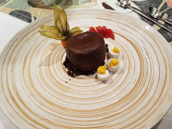 Minamo: Chocolate coulant