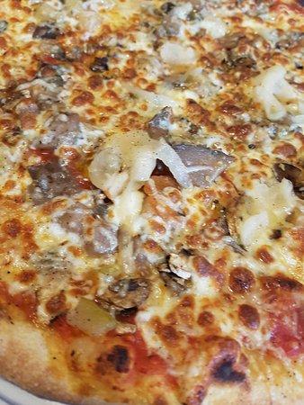 Pizz'alpes: Pizza