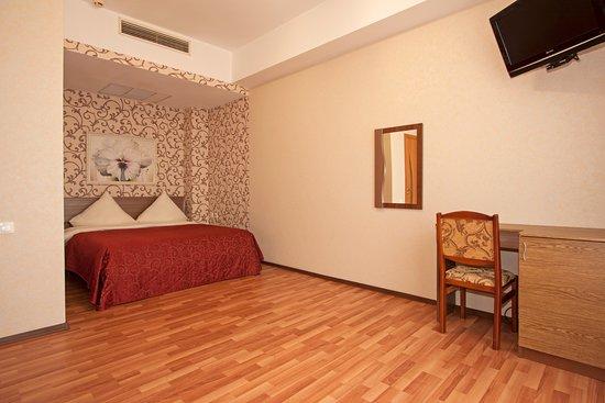 Atlantida Hotel: Полулюкс 2-х комнатный