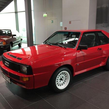 Audi Museum Photo