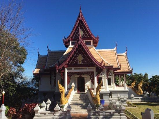 Sinakarintra Stit Mahasantikhiri Pagoda: Photo By: Usa Somnuk