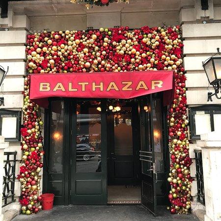 Balthazar londres covent garden restaurant avis for Balthazar reservations