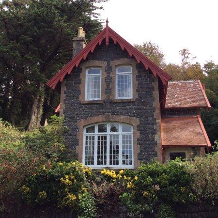 Hartland Abbey & Gardens: Hartland walking