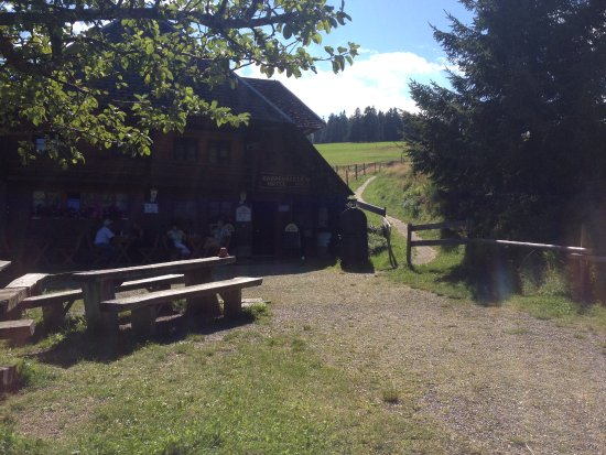 Oberried, Deutschland: Einfach, aber gemütlich