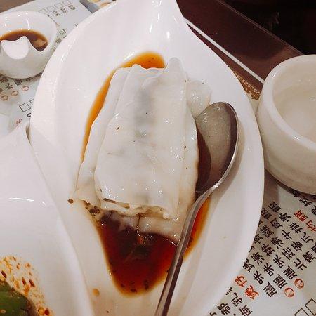 Pinjia Tea Restaurant: 松露菇腸粉