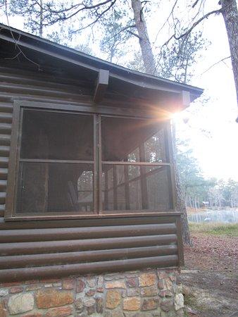 F. D. Roosevelt State Park Cottages Photo