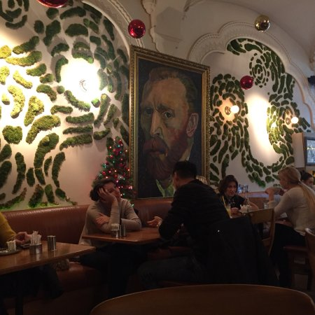 Grand Cafe Van Gogh Photo