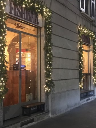 Fishbar de Milan: Ci torneremo! Molto buono