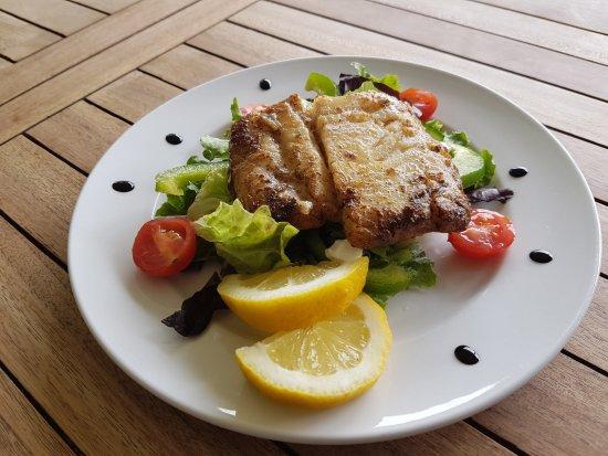 Mondeor Restaurant: Pan fried hake