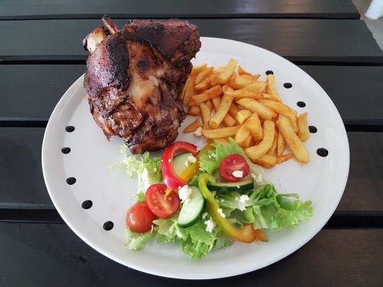 Mondeor Restaurant: Eisbein