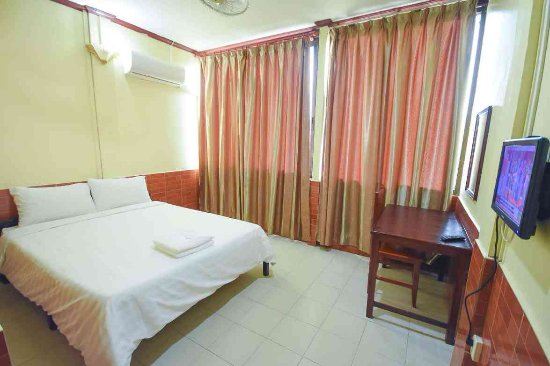 Intouch Guest House: Double Bed
