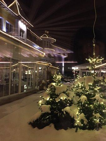 Bad Häring, Österreich: Weihnachtsstimmung