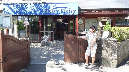 Fishy Fishy Restaurant: Just on the edge of town, this venue was recommended to us. It was excellent, just go there.