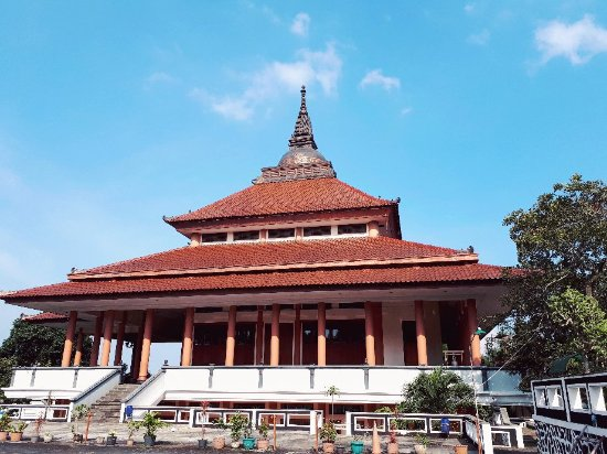 Buddhagaya Watugong Temple