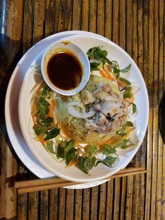 Restaurant & Cafe Tuan: Chicken & rice