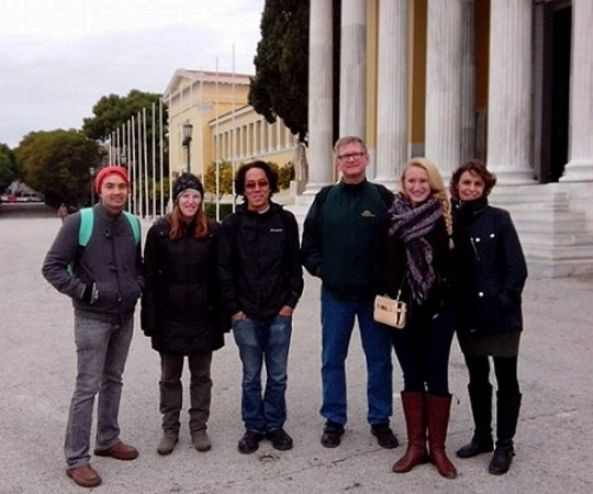Athens Free Tour: Tour with One OF These Days - 21/12/2017