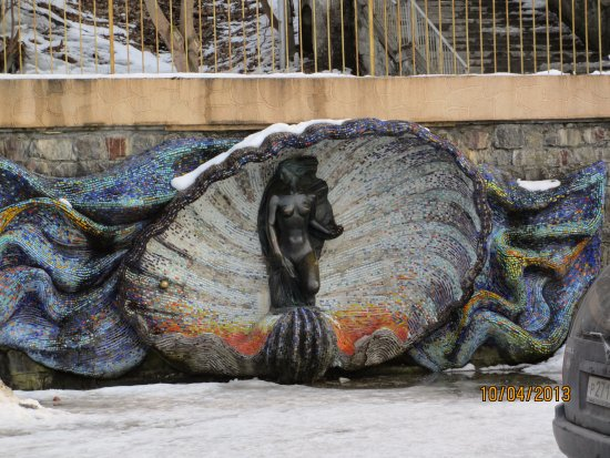Sculpture Nimfa: Скульптура Нимфа