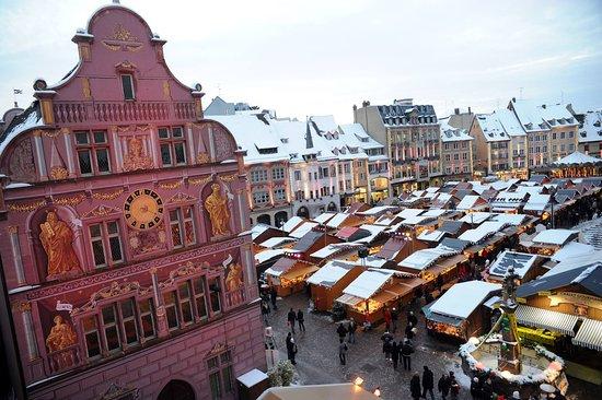 Easy Alsace: Marché de Noël à Mulhouse