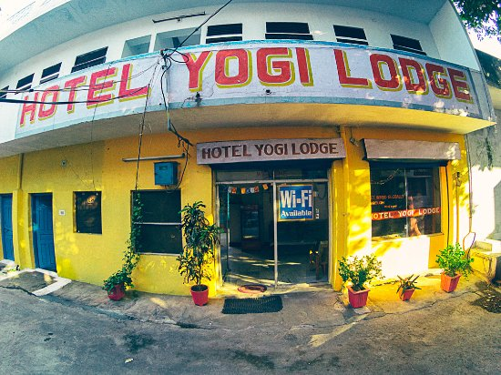 Hotel Yogi Lodge: Hôtel Yogi Lodge