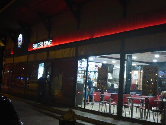 imagen Burger King - Avenida Veinte De Abril en La Línea de la Concepción