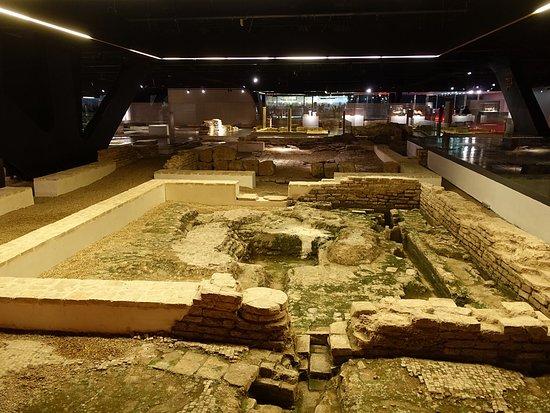 Antiquarium de Sevilla: Ruins